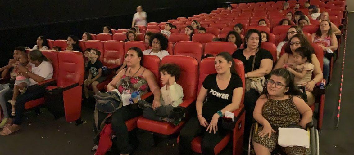 Único vereador da ZL que defende autistas faz sessão de cinema adaptada com Belas Artes