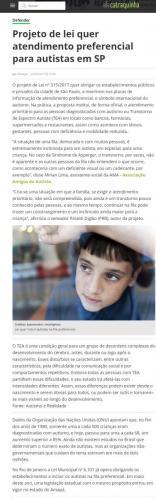 Catraca Livre - 22/05/2017